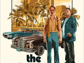 The Nice Guys arrive in PSM