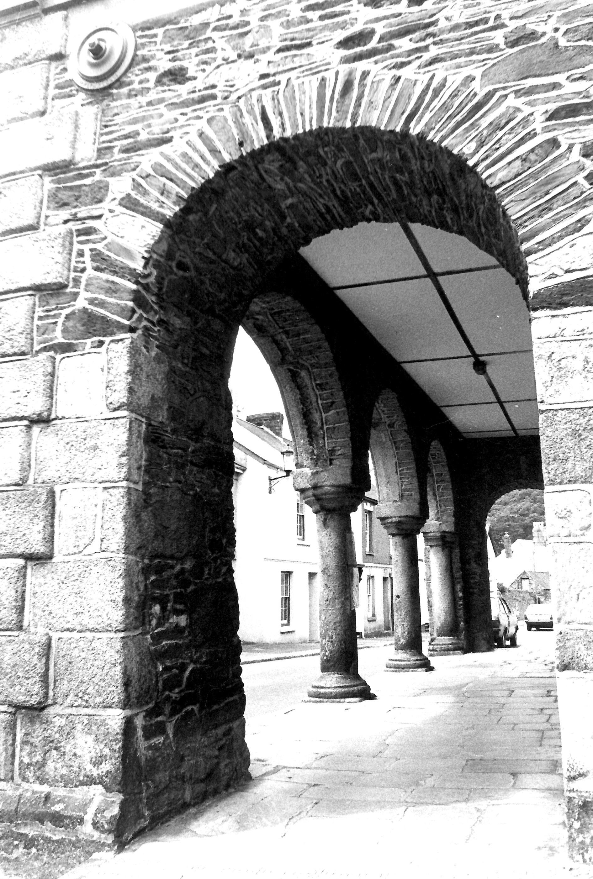 Guildhall arches