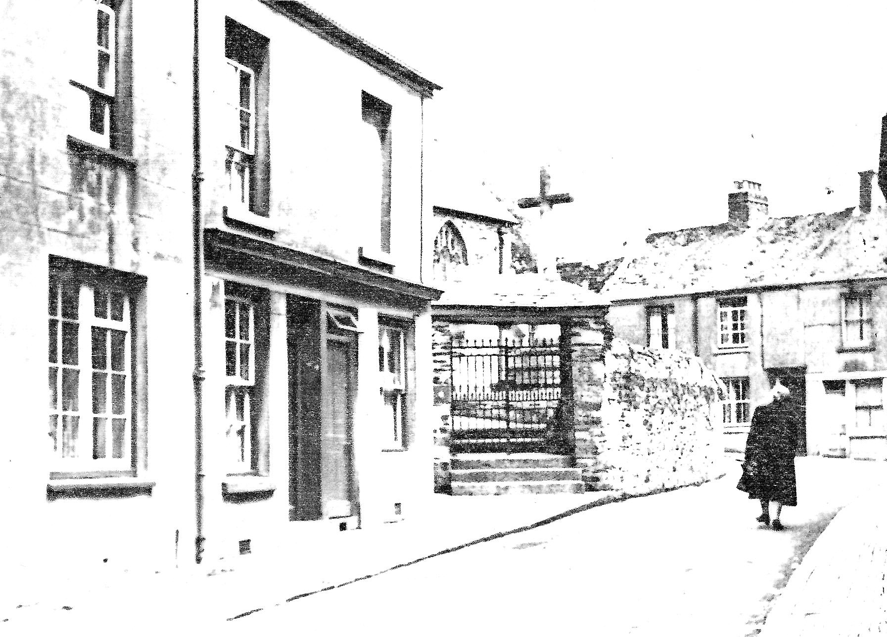 Church Road - eastern end