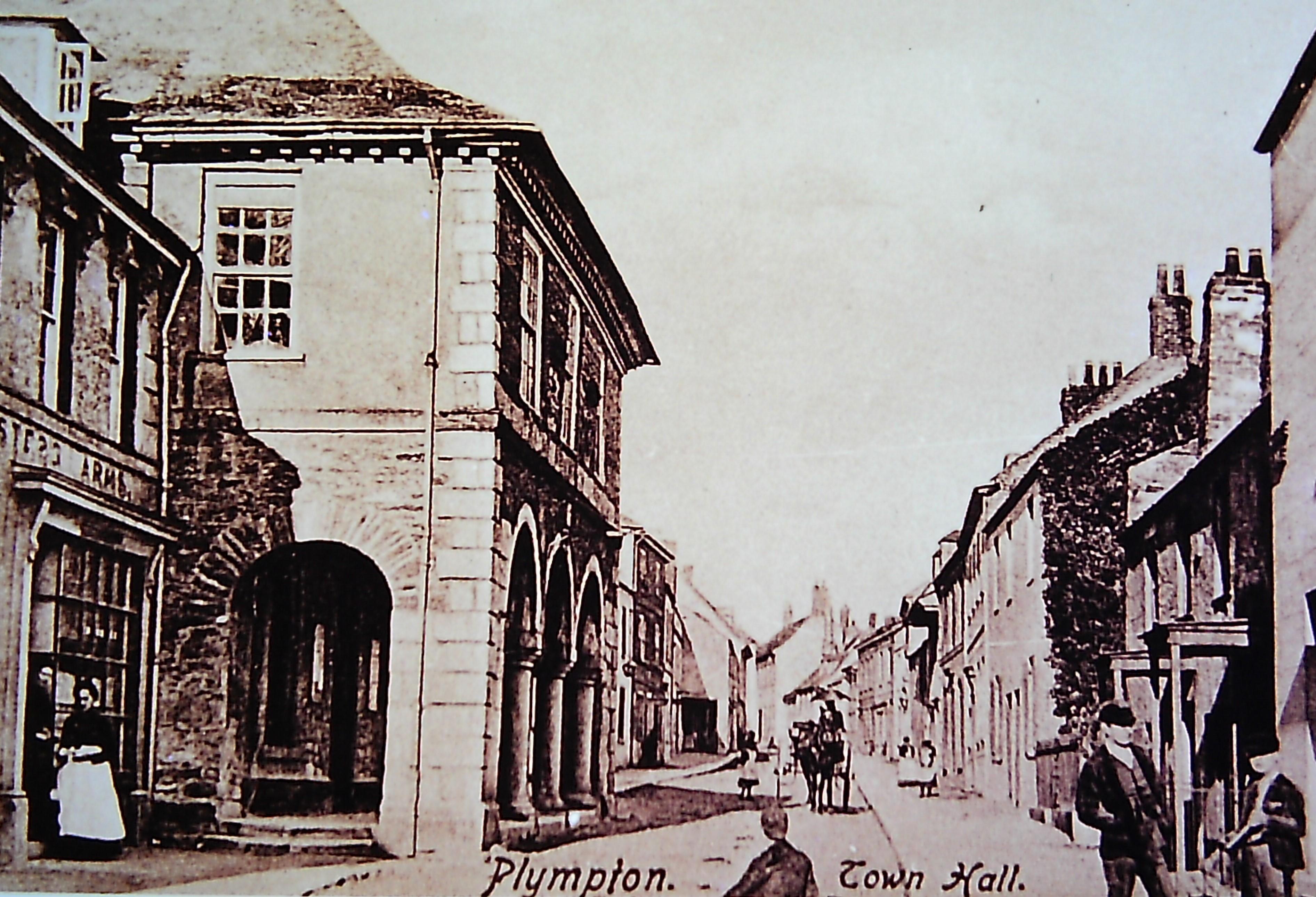 Plympton Town Hall