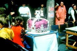 Q.E.2 Silver Jubilee celebration 1977 - 1