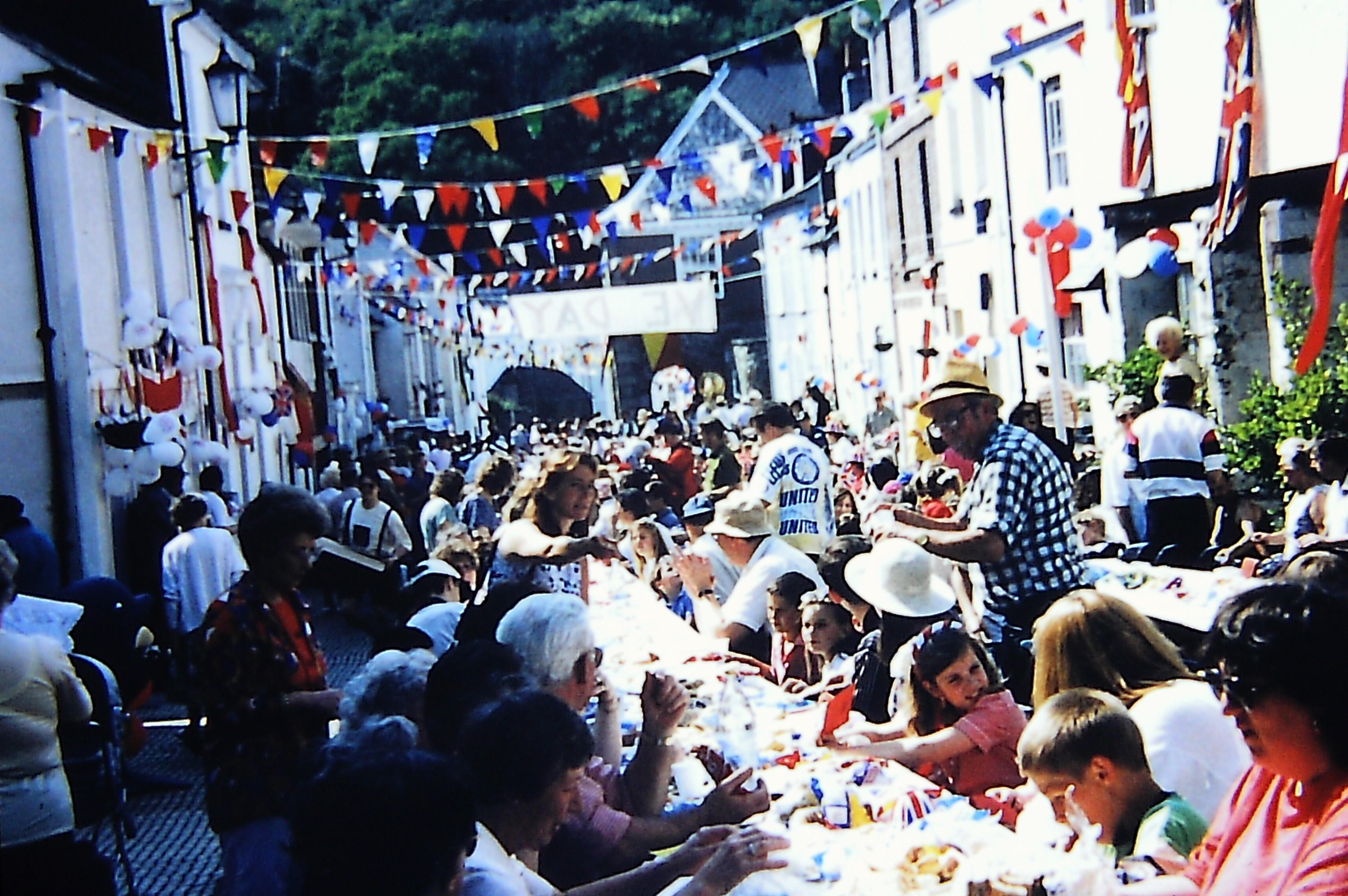 V.E. Day celebrations 1995 - 1