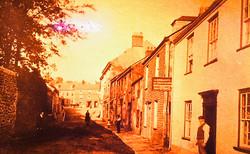 Longbrook St - looking West