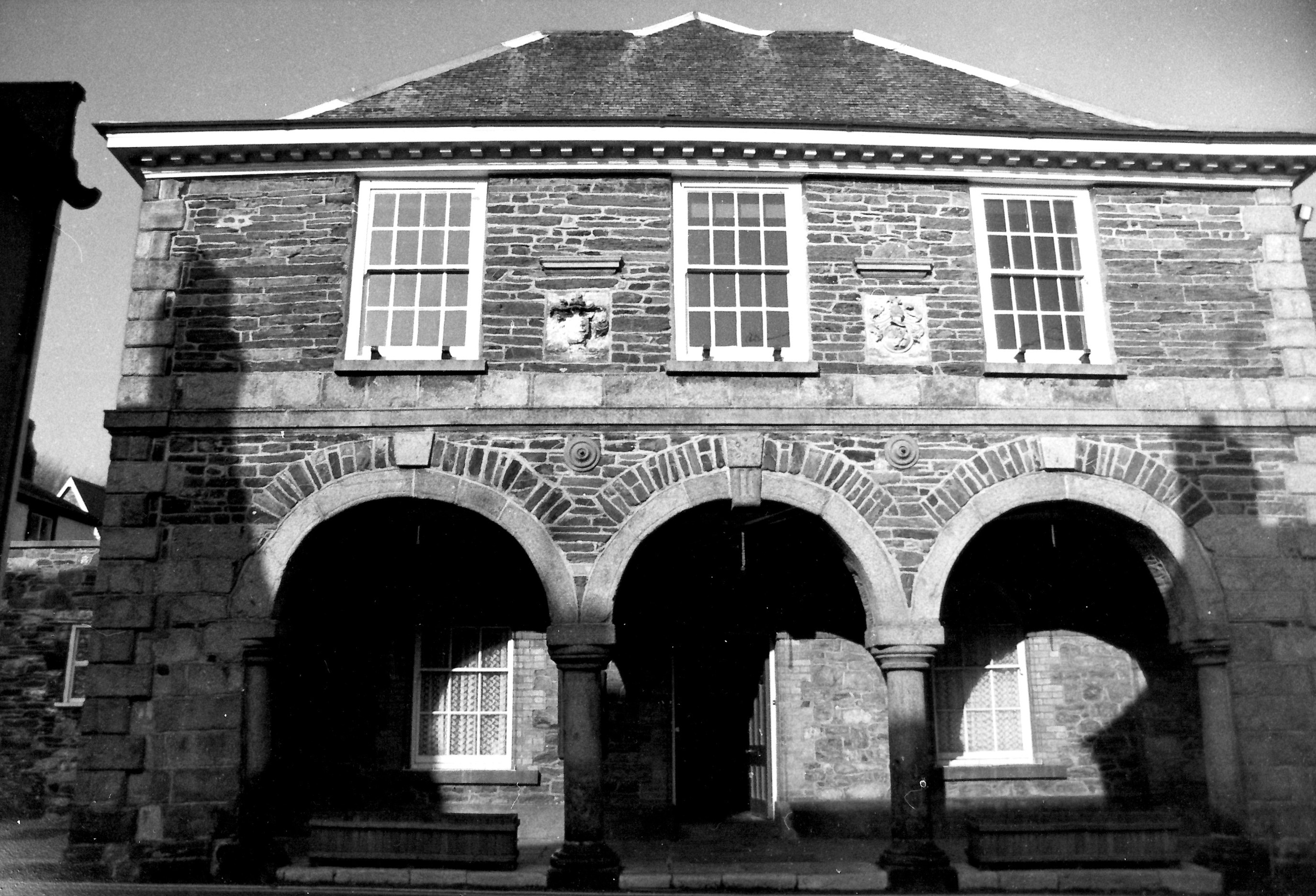 Guildhall frontage
