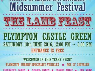 Midsummer Festival posters published