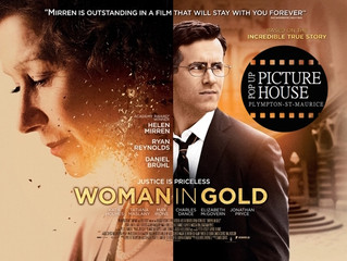 'Woman in Gold' pops up in Plympton St Maurice on 4th December