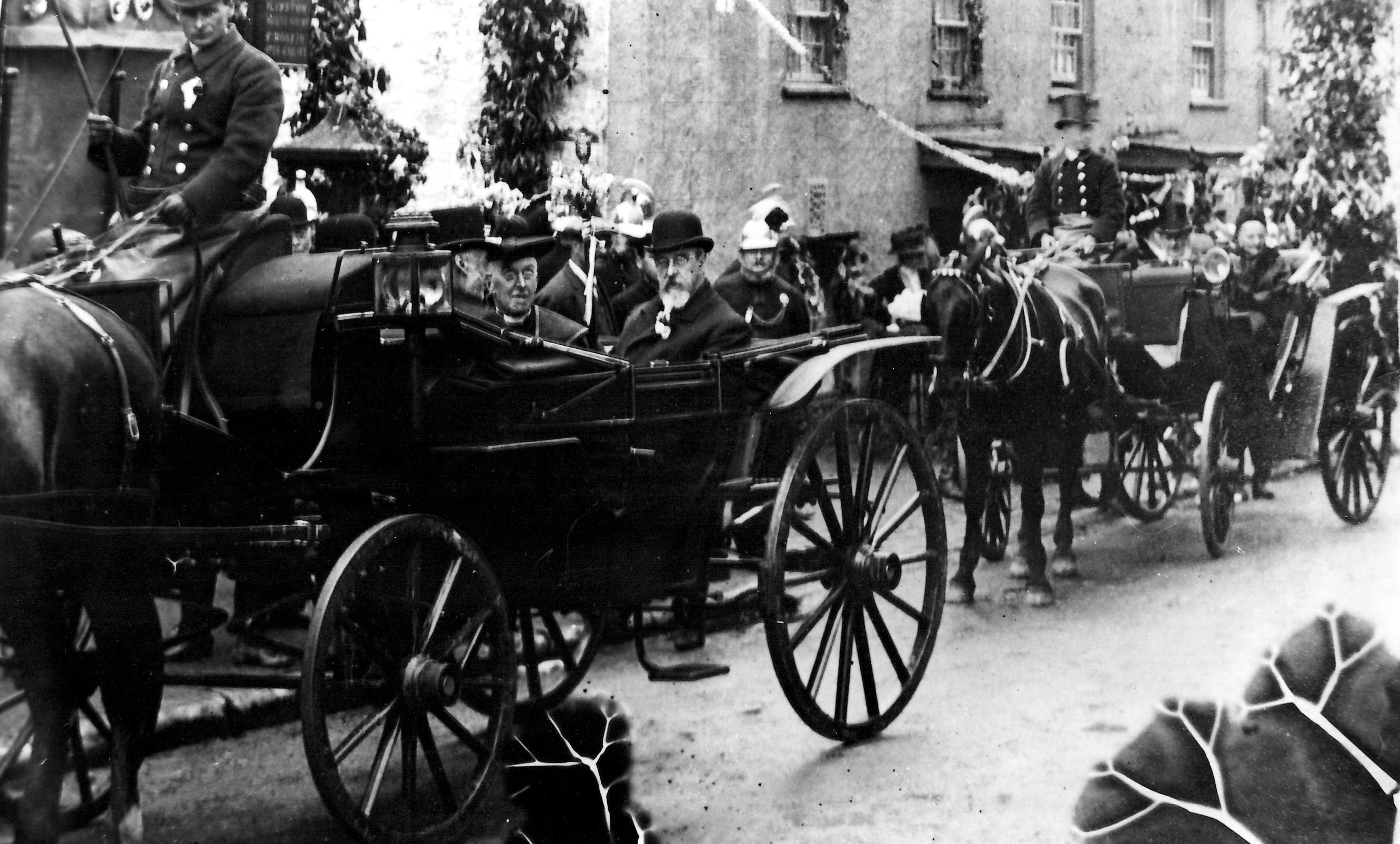 Fore St-1902-Edward VII's Coronation