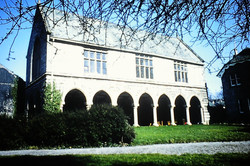 Old Grammar School from the South