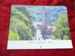 Plympton St Maurice 2016 Calendar