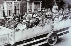 Charabanc outing - 1920s