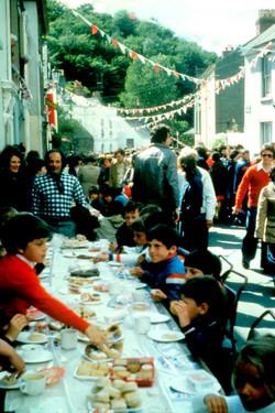 Q.E.2 Silver Jubilee celebration 1977 - 3