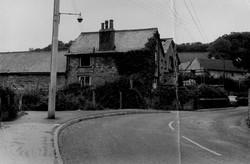 Longbrook House - site of The Brook Inn