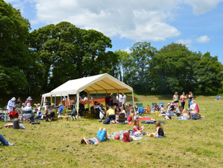 Big Lunch 2015 on the Castle Green
