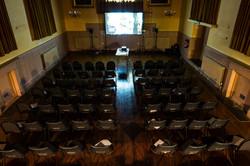Internal view of Plympton Guildhall