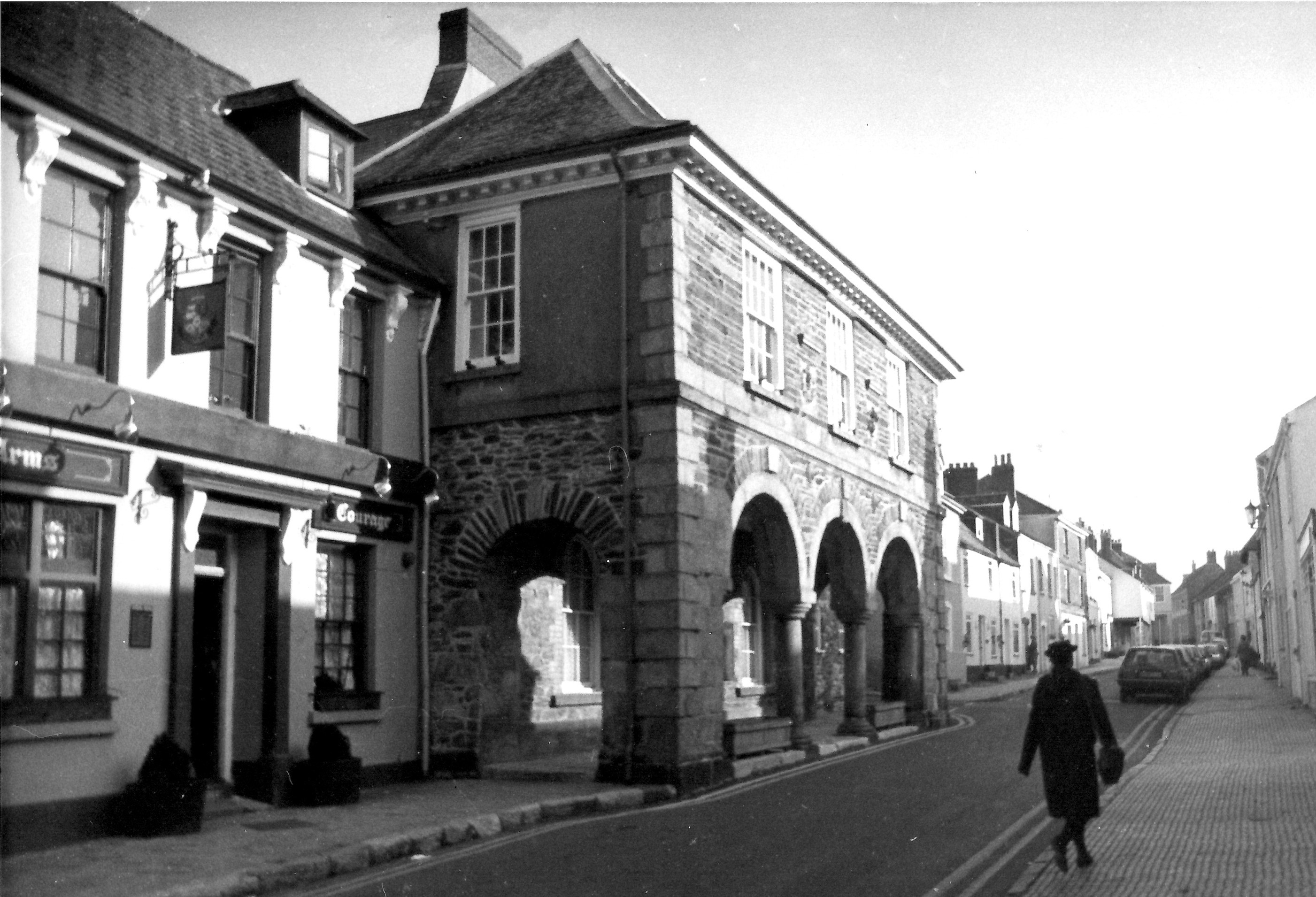 Forrester's Arms & Guildhall