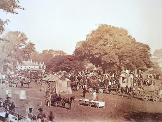 Archive of historic photographs of Plympton St Maurice made available for all