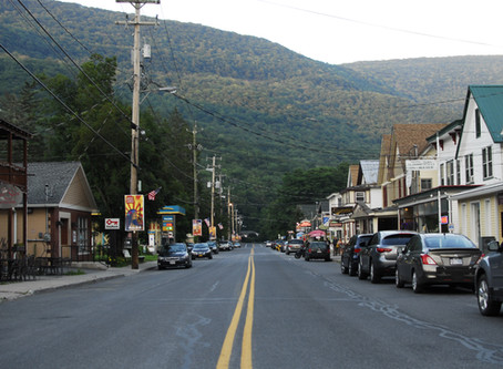 Finding authentic inspiration in the Catskills