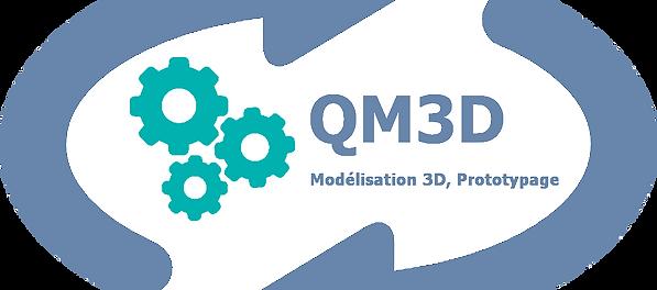 QM3D Modélisation, 3D Prototypage