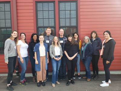 Group of Canadians at the Local Catch Summit in Portland Oregon