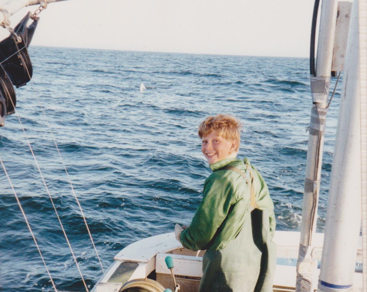 Joel in 1992