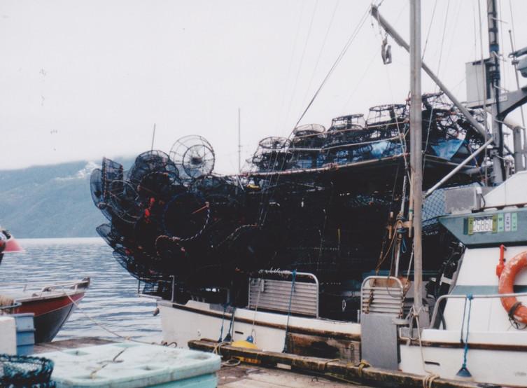 Loaded boat, 1999
