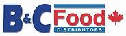 B&C Food Distributors Logo