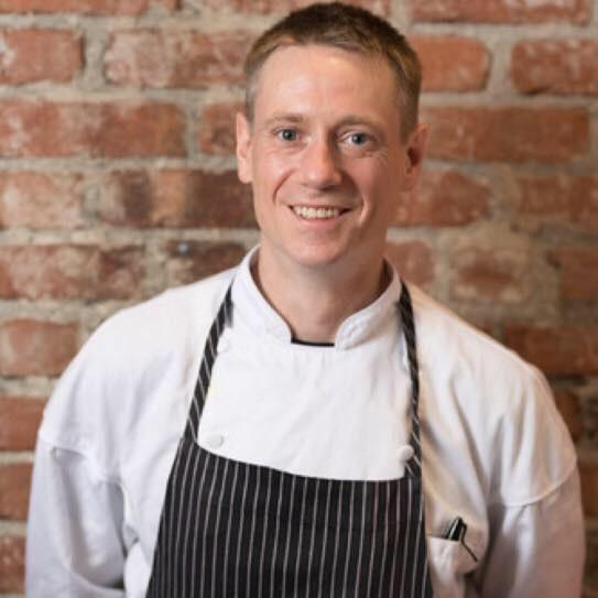 Chef Josh Gonnueau - West Coast Wild Scallop's Chef Ambassador