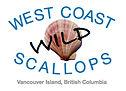 West Coast Wild Scallops logo