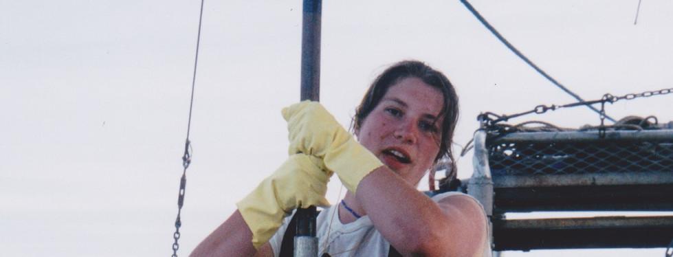 Kim Collier,  1999