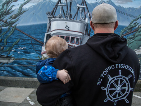 BC Young Fishermen Gathering - January, 2019