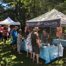 BC Shellfish and Seafood Festival - Comox, 2018