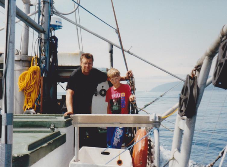 Joel and Peter 1992