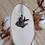 Thumbnail: Pendentif hirondelle inox