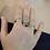 Thumbnail: Bague poulpe 3 doigts