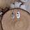 Thumbnail: BO semi martelées et lapis lazuli