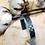 Thumbnail: Bracelet écaille en inox