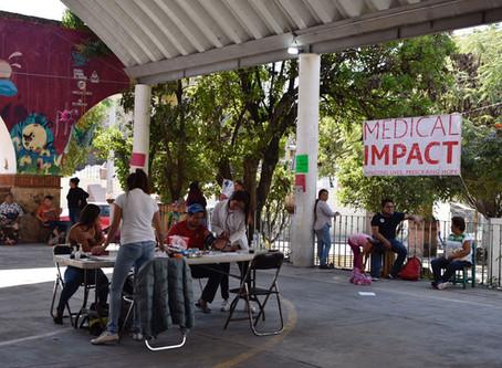 Follow Up Medical Brigades to San Andres Hueyacatitla, Puebla and Jojutla, Morelos