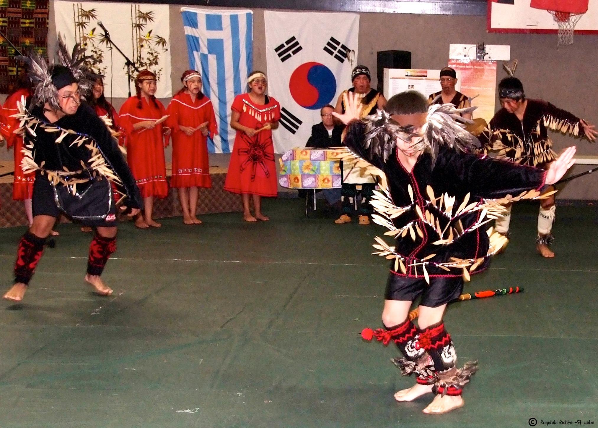 Tzinquaw Dancers