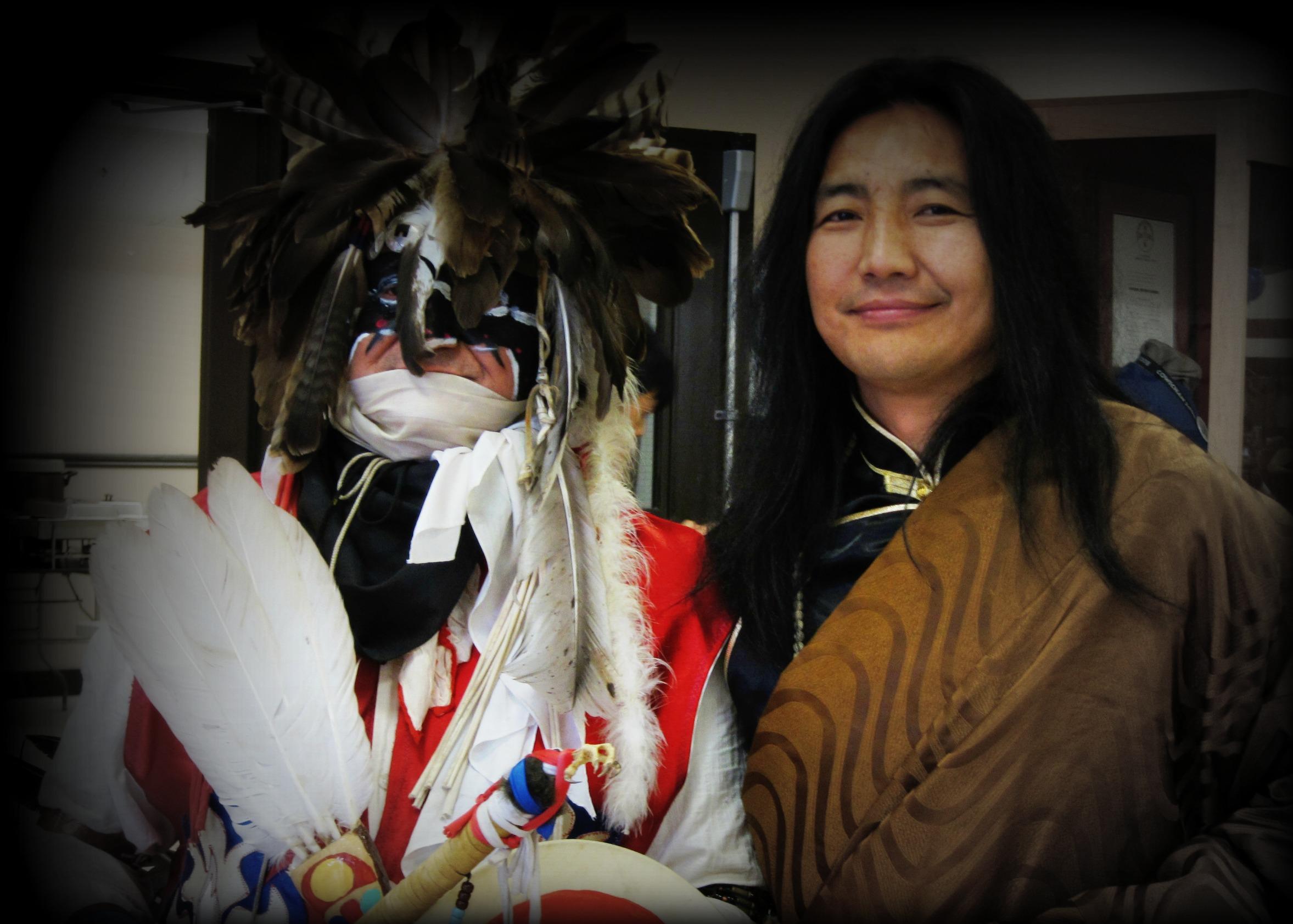 First Nations & Tibetan