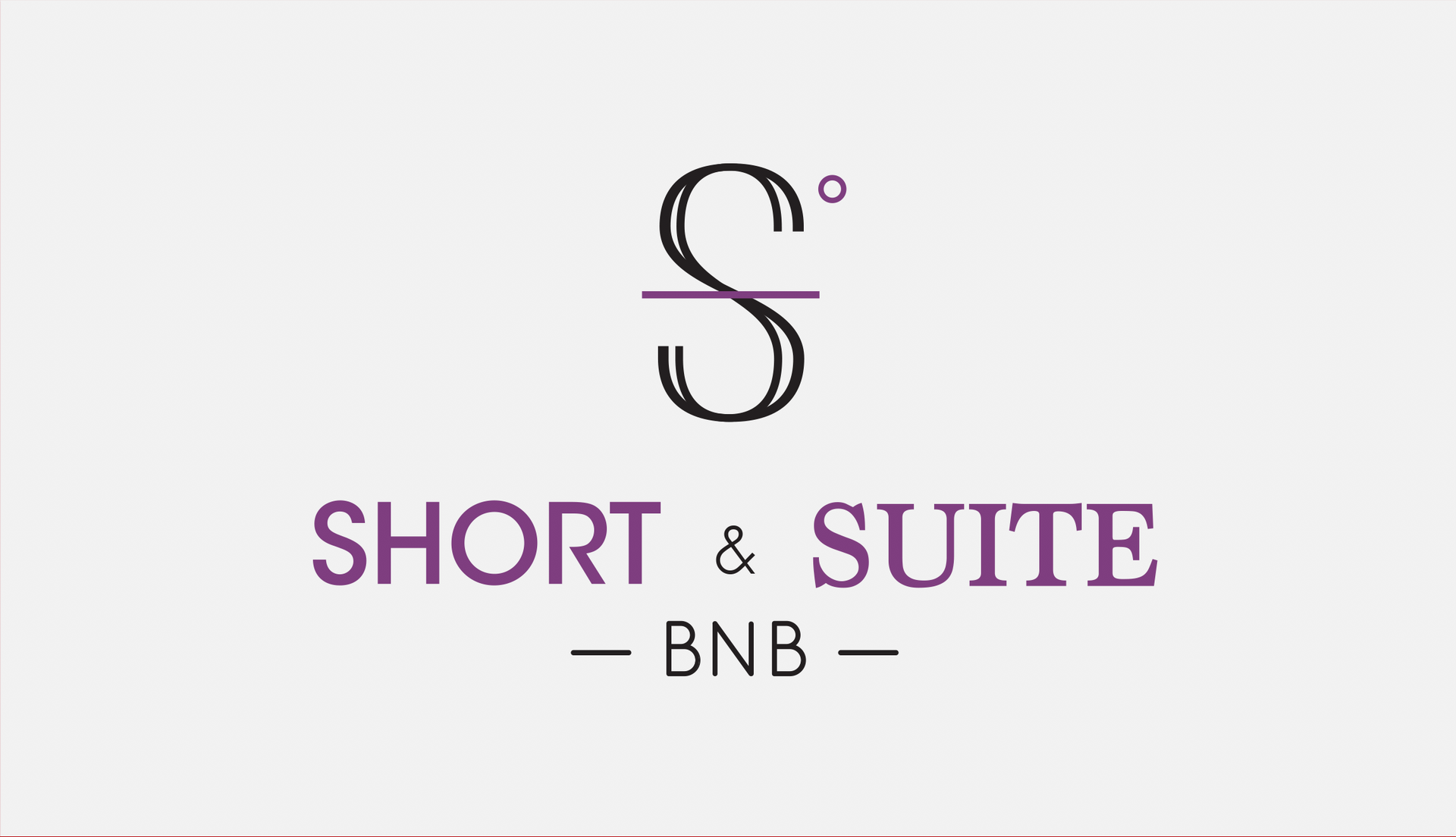 short and suite logo