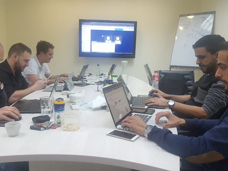 Mobisec's mobility experts in a private deep session on Checkpoint's mobile security solutions