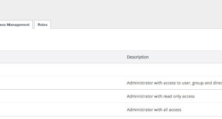 Introducing Role-Based Access Control (RBAC) in VMware Identity Manager 3.2