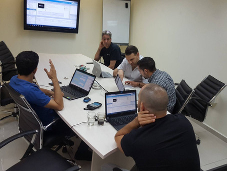 Keep on training and learning to achieve the best results, Mobisec's mobility experts