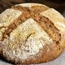Goldkruste | glutenfreies Sauerteigbrot | inspired by Kruste & Krume