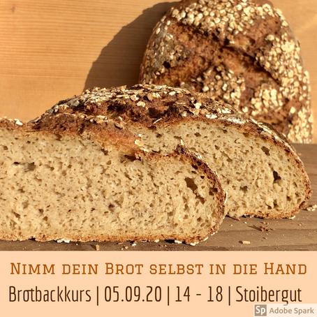 EINFACH Glutenfrei Backen - Brotbackkurs für Einsteiger - AUSGEBUCHT