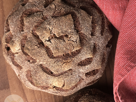 Glutenfreies Abendbrot - Pane Sera senza glutine