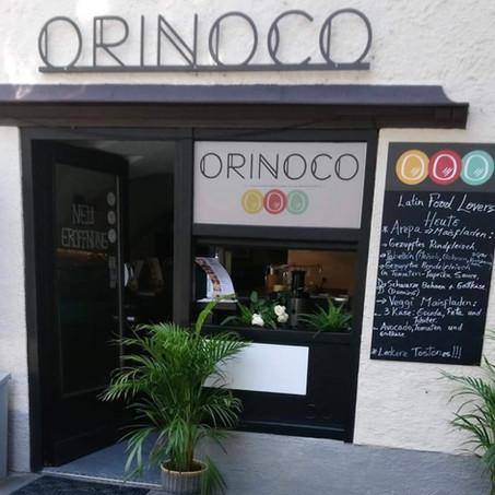 Das Orinoco |venezolanisch & glutenfrei essen | in Salzburg