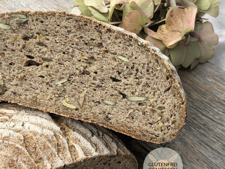 Dunkles MaxMoritzBrot