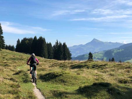Glutenfrei unterwegs - Bike & Genusswochenende in den Kitzbühler Alpen