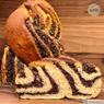 Herrlicher Mohnzopf aus Sauerteig | glutenfrei